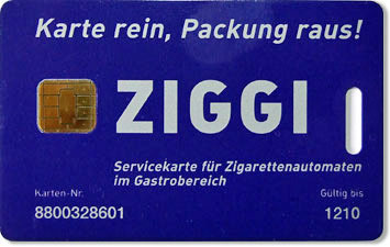 Ziggi Card